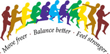 Logo - Move Freer - Balance Better - Feel Stonger